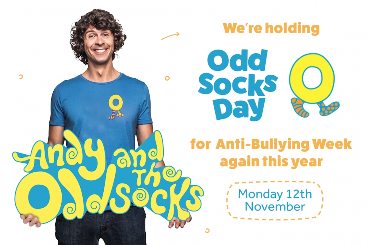 Image result for odd socks day choose respect